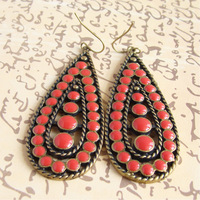 Fashion multicolour c35 sexy vintage earrings accessories earring