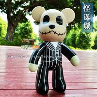 Popobe violence bear momo bear birthday gift doll dolls decoration hand-done