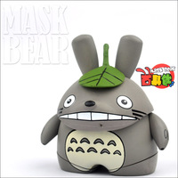 Mask derlook jushi gift doll totoro doll gray