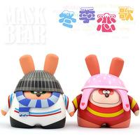 Mask doll toy birthday gift derlook jushi