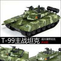 Alloy tank model 99 t99 toy plain