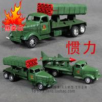 Toy 20cm bazookas car inertia 6/7 model