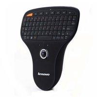 Lenovo N5901 2 in one 2.4G Wireless Remote Multimedia Keyboard Mouse Trackball