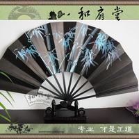 Japanese style bat fan chopsticks fan faulting fan 2pcs/lot