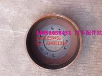 Brake drum brake ancient brake drum brake pot