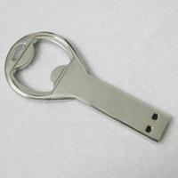 Metal Bottle Open USB Drive Free Shipping 1GB 2GB 4GB 8GB 16GB