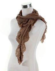 MIn order 15$ K-113 2012 fashion lace scarf comfortable sweet all-match lightmindedness breathable(China (Mainland))