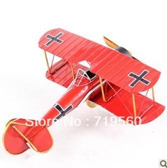 Free shipment,DIY Metal iron handcraft The plane model,fashion home office decoration,handicraft furnishing articles