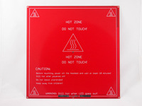 Free shipping,New RepRap 3D Printer PCB Heatbed MK2A Heat Bed Hot Plate For Prusa & Mendel