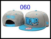 IN box Unisex YMCMB Snapback Hip-Hop Hats Rock Cap adjustable Baseball NO.60