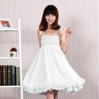 cosplay anime VOCALOID Hatsune Miku gurine Luka white easter dresses kimono lolita sexy costume sexy easter bunnies discount