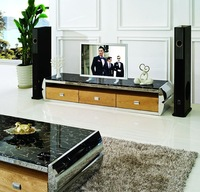 Modern home furniture Living room furniture living room set marble Tv stand Tv table E331