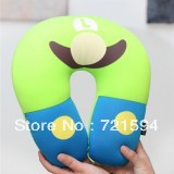 "Free Shipping High-Grade Particle Cute ""Lele"" Traveling Home Office Pillow U-shape Pillow"