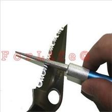 Professional Sharpening Diamond Multi-purpose Pen shape Knife Sharpener Grindstone Fishing Hook Sharpner 1pc(China (Mainland))