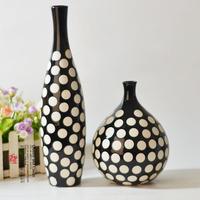 Modern fashion brief fashion home decoration ceramic new house crafts decoration