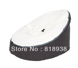 Sandy's Store# No Filler!!!!Hot Selling 2013 Baby Bean Bag ,Baby Seat Baby SafaBy CN Air Mail Free Shipping(China (Mainland))