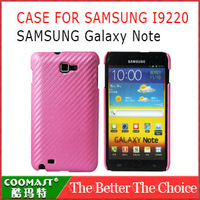 Free shipping 1PCS 100% Original PC Case For Samsung I9220 (Galaxy Note)  New Arrivel mobile phone dirt-resistant case