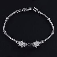 OPK JEWELRY  18K Gold Plated Bracelet Health Bracelet Jewelry Made with Genuine SWA ELEMENTS Austrian Crystal Wholesale 921
