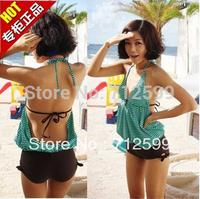 Swimwear one-piece swimsuit hot spring female swimsuit one piece swimwear