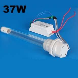37w uv lamp sterilization lamp uv germicidal lamp water tank pool sterilization lamp set