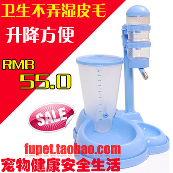 Advanced automatic pet feeder combination cat feeding dog bowl