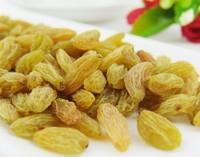 Free shipping, Xinjiang Turpan speciality raisins,super soft, nuclear-free green dried grape, 500g