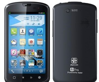 HK post Haier W718 Waterproof 4.0 Inch WVGA Screen Android 4.0 3G Smart Phone Dual SIM WiFi GPS Dual Cameras Drop shipping