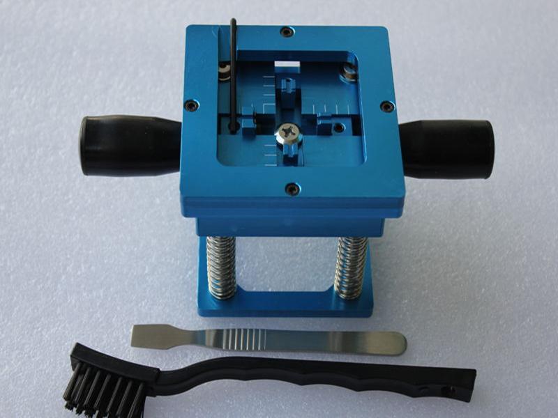 90X90mm BGA reballing station + Antistatic Brush + Scraper(China (Mainland))