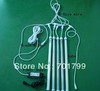 led meteor light,5pc tubes/set,100cm long,26mm diameter+1 Pcs power supply +1 pcs 8 M Guide wire + 1 pcs 5 M T-type wire)
