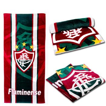 Football Brasileiro  Fluminense FC - outdoor ride autumn and winter sports towel beach towel bath towel