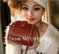 Freeshiping NEW arrival 2013 Inclined shoulder bag  single-shoulder bag high-grade female small leisure bag