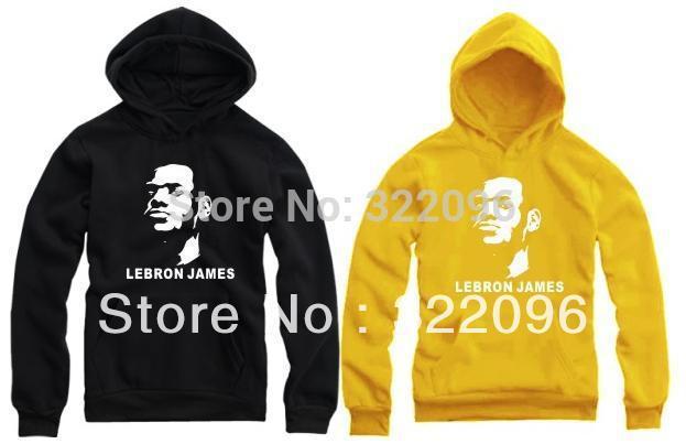 Moletom com capuz esportes do hoodie Frete grátis 2014 fashion LJ impressos hip hop roupas hoodies basquete para a primavera / outono / inverno de 8 cores(China (Mainland))