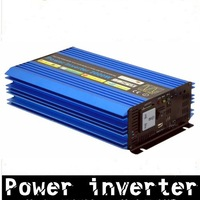 2000W/4000W 12Vdc to 220V ac Pure Sine Wave Power Inverter 2000w/4000w peak power) Free shipping