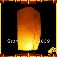 Free shipping Sky Lanterns 20pcs/lot Cylinder Shape Chinese Sky Lanterns Ufo Wish Light