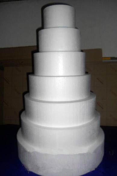 Cake Decorating Foam Balls : high-quality-Styrofoam-Layer-Cake-Model-polyfoam-cake ...