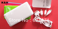 5000mAh External Battery Charger Power Bank portable power  for iPhone.cell phone