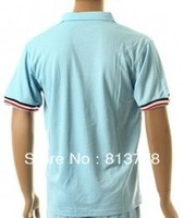 new  13 - 14France blank  T-SHIRT soccer jersey blue  2013-2014  season   jerseys cheap  hot sell good