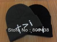2013 + > i wool  beanie,custom embroidery  beanie cap/hat,China cap supplier,winter knitted beanie,skiing headwear hat