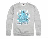 Wholesale Hip Hop Sweatshirt Top Brand Crewneck Jumper We Came As Romans Sportwear Thickening Fleece Pullover
