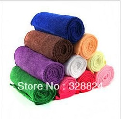 Microfiber Towel Car Cleaning Wash Clean Cloth 30X60CM(China (Mainland))