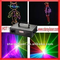 professional 1watt ILDA DMX laser beam animation manufacturer