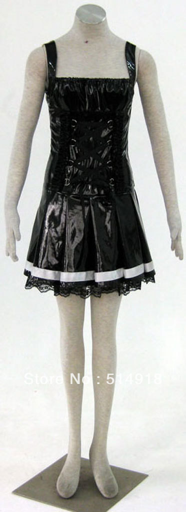 Tomsuit Japanese Anime Death Note Amane Misa 1st Version Cosplay Costume(China (Mainland))