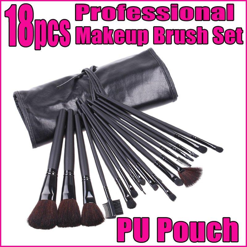 Кисти для макияжа OEM 18 + H4469 кисти для макияжа oem 50 brusheyeliner yy80