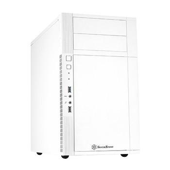 HTPC ITX Mini PC Computer Silverstone ps07w white version of mini desktop computer case matx usb3.0 line