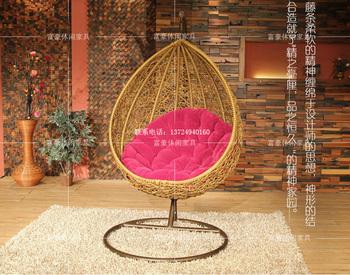 Hanging basket swing bird nest hanging chair rattan chair balcony hanging basket chair