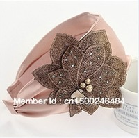 Korea Headwear   widehairband  Princess Favorites
