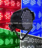 54pc*3W RGBW par can led,factory outlet sell directly par light