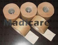 3.8cm*13.7m Viscose rigid strapping sports tape Leukotape