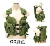 Factory directly Military vest Outdoor vest Tactical vest CS vest for men free shipping