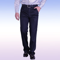 Fortune autumn commercial casual pants anti-wrinkle easy care male straight pants